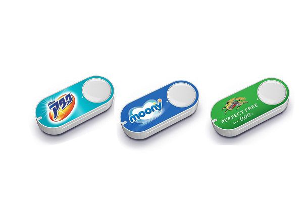 Amazon Dash Buttonの使い方